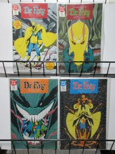 DOCTOR FATE (1987) 1-4  Complete!  DeMATTEIS & GIFFEN