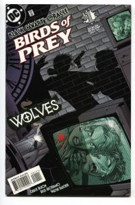 Birds of Prey: Wolves #1-comic book-1997 1st issue