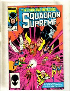 13 Comics Squadron Supreme 1 2 3 4 5 6 7 8 9 10 11 12 New World Order 1 HY3