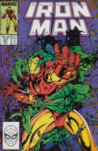 Iron Man (1st Series) #237 FN; Marvel   save on shipping - details inside