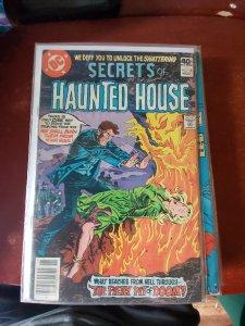 Secrets of Haunted House #18 (1979)