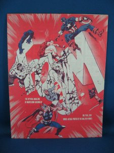 FOOM 7 VF NM  MARVEL FANZINE 1974