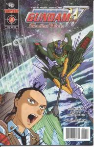 Mobile Suit Gundam Wing: Endless Waltz #4 VF/NM; Tokyopop | save on shipping - d