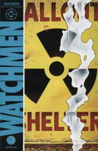 Watchmen #3 VF/NM; DC | save on shipping - details inside
