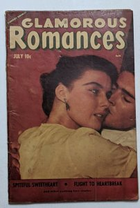 Glamorous Romances #76 (Jul 1954, Ace) Good 2.0