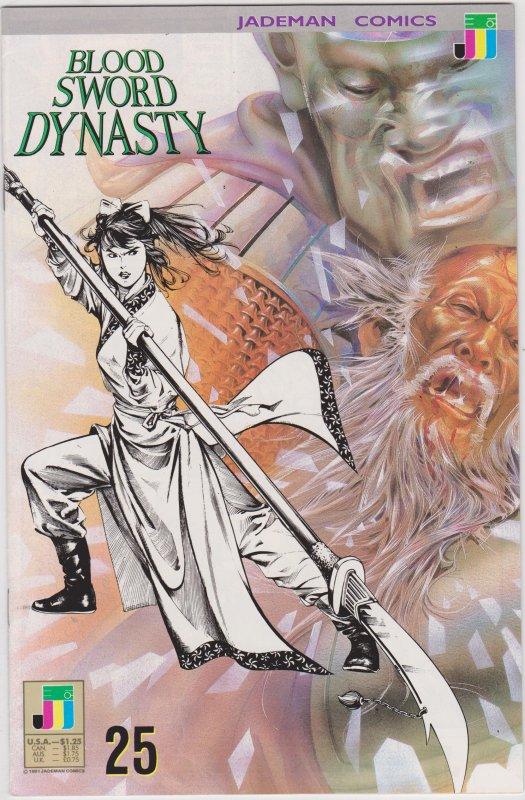 Blood Sword Dynasty #25
