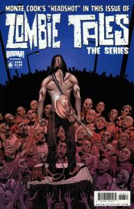 Zombie Tales The Series #6A VF/NM; Boom! | save on shipping - details inside