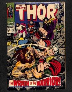 Thor #152 (1968)