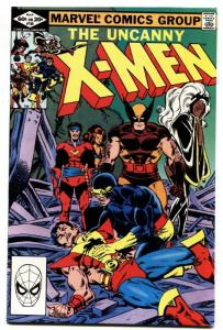 X-MEN #155 comic book 1981-MARVEL-NICE ISSUE! vf/nm