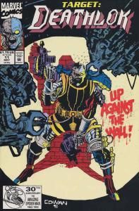 Deathlok (2nd Series) #11 VF/NM; Marvel | save on shipping - details inside