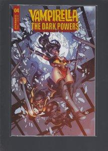 Vampirella: The Dark Powers #4 Cover C