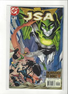 JSA #19 DC Comics  NM