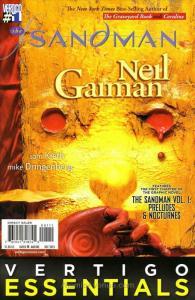 Sandman #1 (2nd) VF/NM; DC | save on shipping - details inside