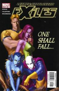 Exiles (2001 series) #22, NM- (Stock photo)