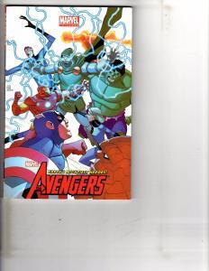Avengers Earth's Mightiest Heroes Marvel Universe Vol # 6 Pocket Book Comic J163