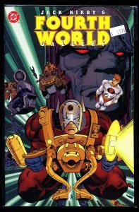 DC Comics ~ Jack Kirby's Fourth World Gallery (NM) (SIC501)