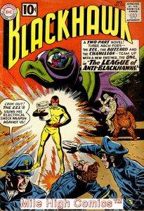 BLACKHAWK (1957 Series)  (DC) #165 Fair Comics Book