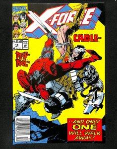 X-Force #15 Deadpool!