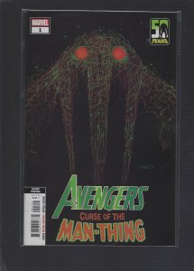 Avengers: Curse Of The Man-Thing Variant