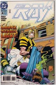 Ray (vol. 2, 1994) # 4 FN/VF Priest/Porter, Doctor Polaris