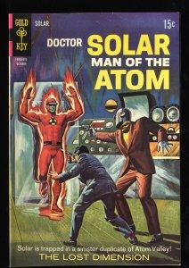 Doctor Solar, Man of the Atom #25 VF 8.0