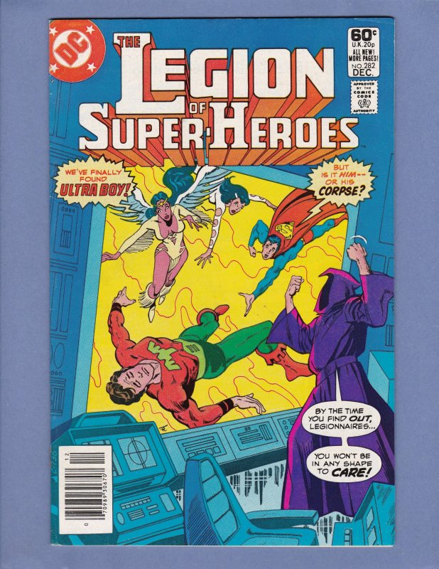 Superboy and the Legion of Super-Heroes Lot of 19 DC Comics