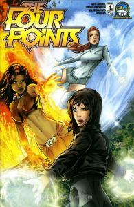Four Points, The #1A VF/NM; Aspen | save on shipping - details inside
