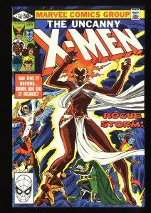 Uncanny X-Men #147 VF- 7.5