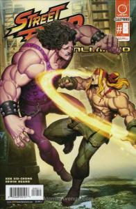 Street Fighter Unlimited #8A FN; Udon | save on shipping - details inside
