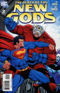 Death of the New Gods #2 VF/NM; DC | save on shipping - details inside
