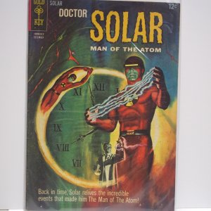 Doctor Solar, Man of the Atom #15 (1965) Fine condition.