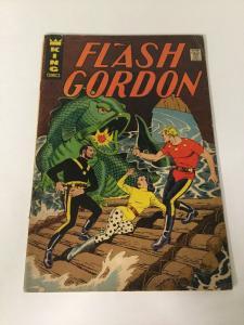 Flash Gordon Vg Very Good 4.0 King Comics