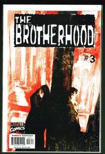 The Brotherhood #3 (2001)