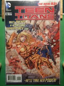 Teen Titans #12 The New 52