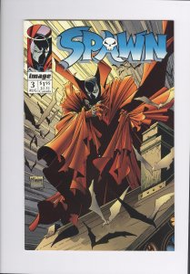 Spawn - Lot of Four  Issues 3, 4, 5, and 6