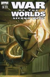 War of the Worlds (Boom!) #2 VF/NM; Boom! | save on shipping - details inside