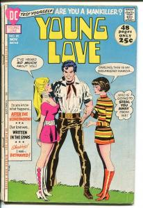 YOUNG LOVE #89-DC ROMANCE-GOOD ISSUE G
