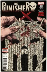 Punisher #8 (Marvel, 2017) VF