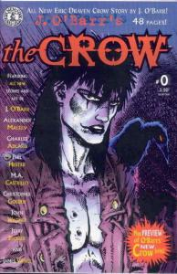 Crow, The: A Cycle of Shattered Lives #0 VF/NM; Kitchen Sink | save on shipping