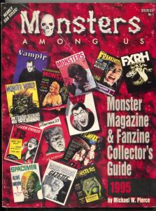 Monster Among Us Monster Magazine & Fanzine Collector's Guide