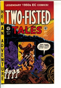 Two-Fisted Tales-#5-1993-Russ Cochran-EC reprint