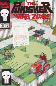 Punisher War Zone #13