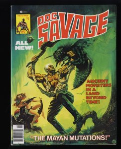 Doc Savage Magazine #7 VF/NM 9.0