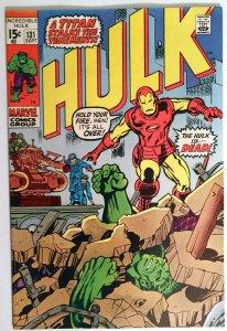 Incredible Hulk #131, 1st App of Jim Wilson