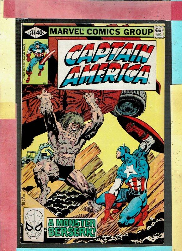 CAPTIAN AMERICA 244