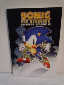 Sonic the Hedgehog: Archives Vol. 12