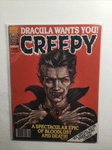 Creepy 111 Near Mint- Nm- 9.2 Sept 1979 Warren Magazine