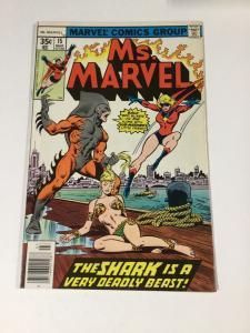 Ms. Marvel 15 6.0 Fn Fine Marvel