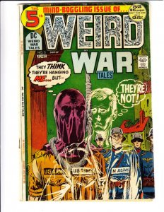 Weird War Tales #5 (Jun-72) VG Affordable-Grade