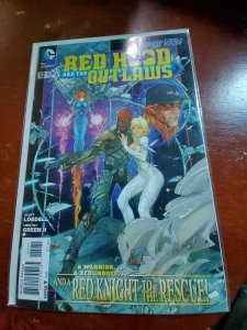 Red Hood and the Outlaws #12 (2012)